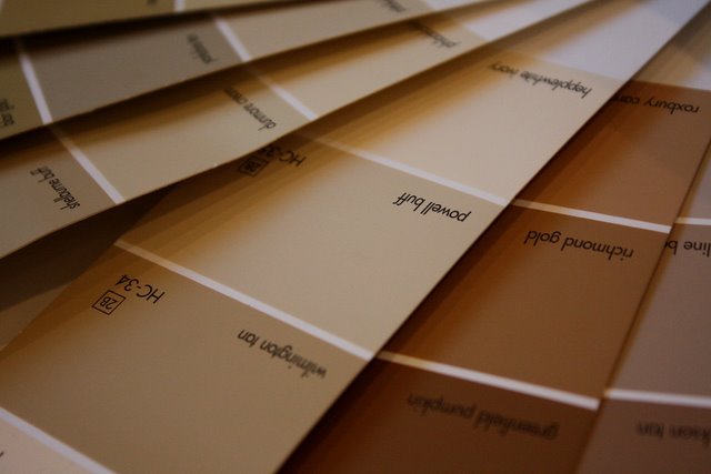 Burlington Painters Samples